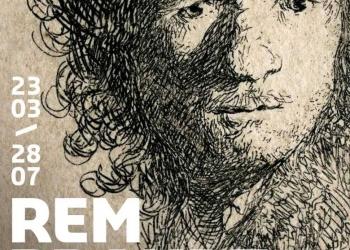 Rembrandt in Zwart-Wit