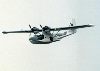 Watervliegtuig in Hoorn