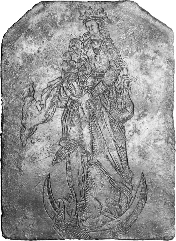 Kopergravure uit 16e eeuw gevonden bij opgravingen Hoogkarspel
