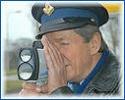 Snelheidscontrole langs de Zwaagdijk