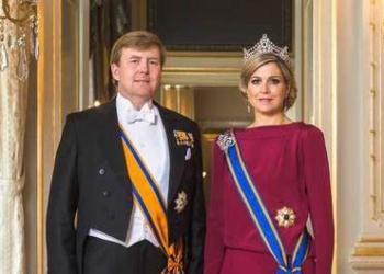 Leve de Koning en Koningin