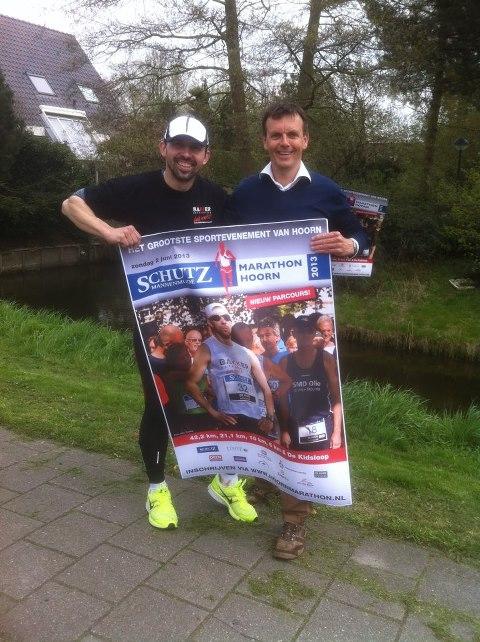 Winnaar 42 km in 2012 Jan Wroblewski doet weer mee