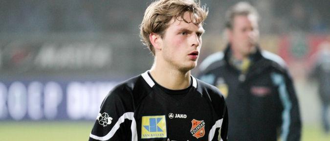 'Hoornse keeper Stevens van FC Volendam naar FC Twente'