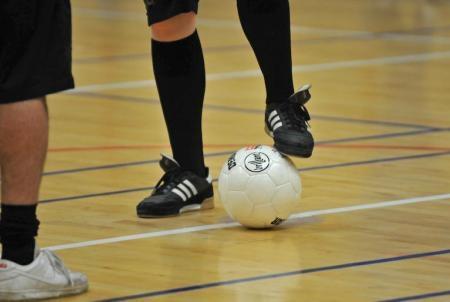 Zaalvoetballers HV/Veerhuys gepromoveerd naar eredivisie