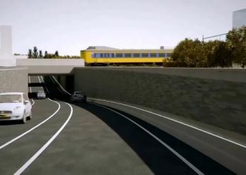 3D-animaties geven inkijkje in nieuwe carbasiusweg en tunnel