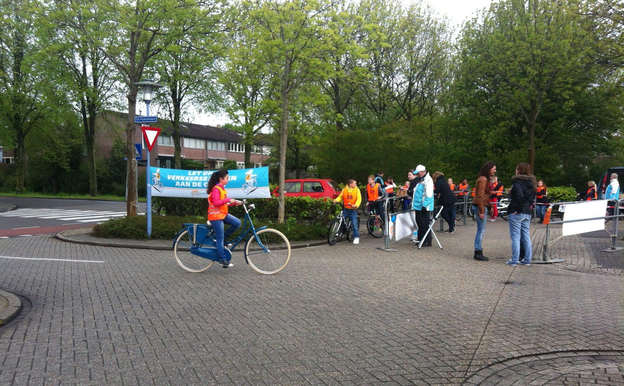 Vanaf vandaag verkeersexamen in Hoorn