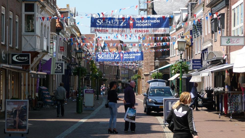 Kleine Noord klaar voor Hoorn Marathon