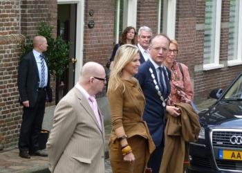 Nog 3 dagen voor bezoek Willem Alexander en Maxima