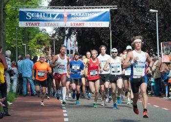 9e editie Schutz Marathon Hoorn werd een zonnig feest