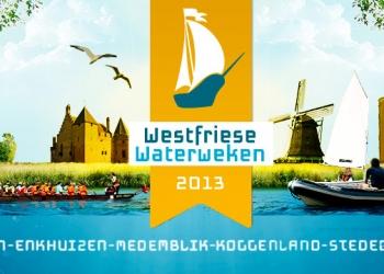 Westfriese Waterweken van 25 juli t/m 25 augustus