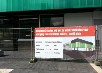 Fitnessbranche Hoorn tegen nieuwe aanbieder Van Aalstweg