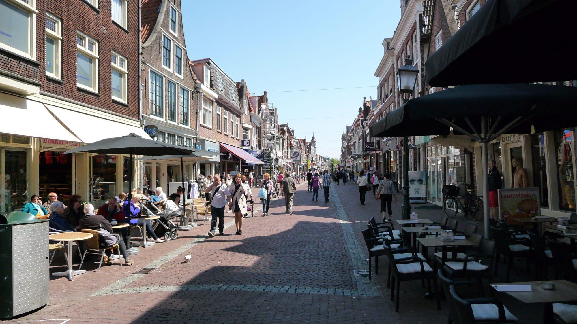 Bezoekers Hoorn komen relatief vaak terug