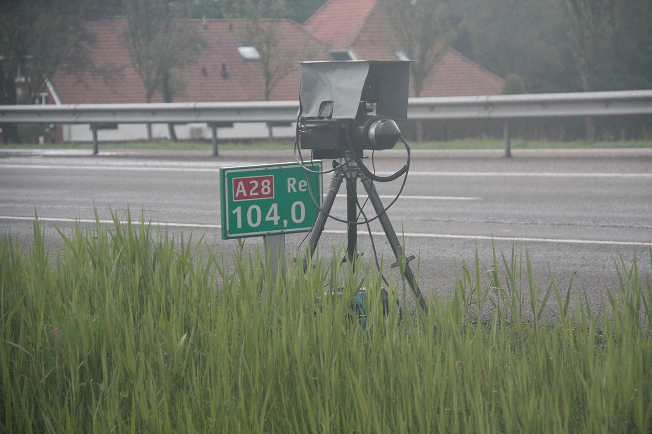 Met 180 km/u op Provincialeweg Hoorn