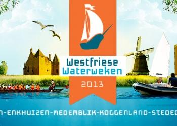 Programma Westfriese Waterweek Enkhuizen 2013