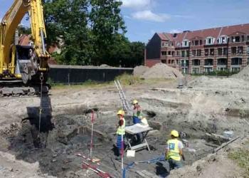 Hoofdkwartier West-Indische Compagnie gevonden in Enkhuizen