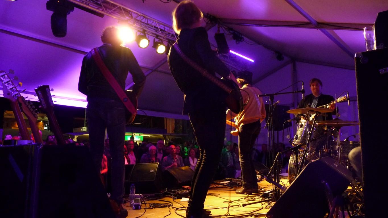 Foto's Neil Young Tribute avond op Kerkplein