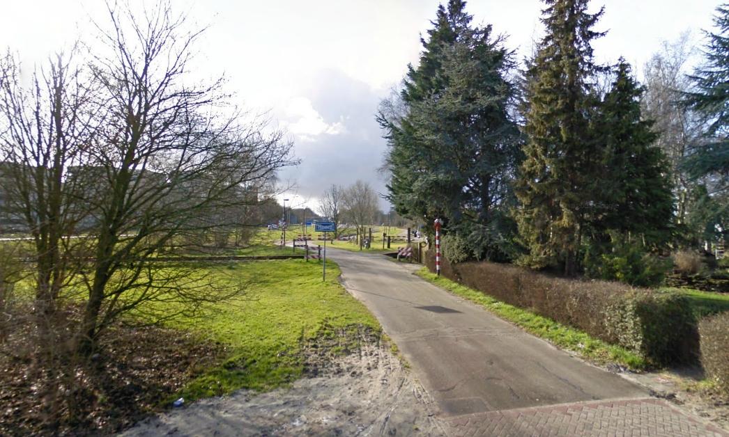 Afsluiting fietspad tussen Westerblokker en Zwaagmergouw