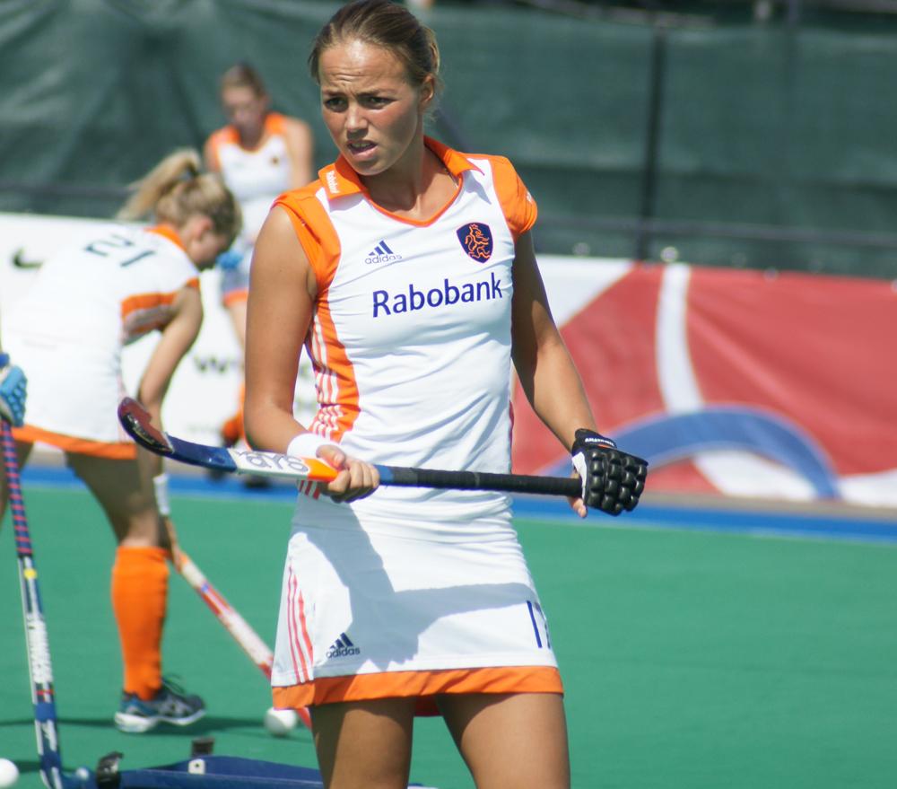 Hockeytopper Maartje Paumen komt naar Hoorn