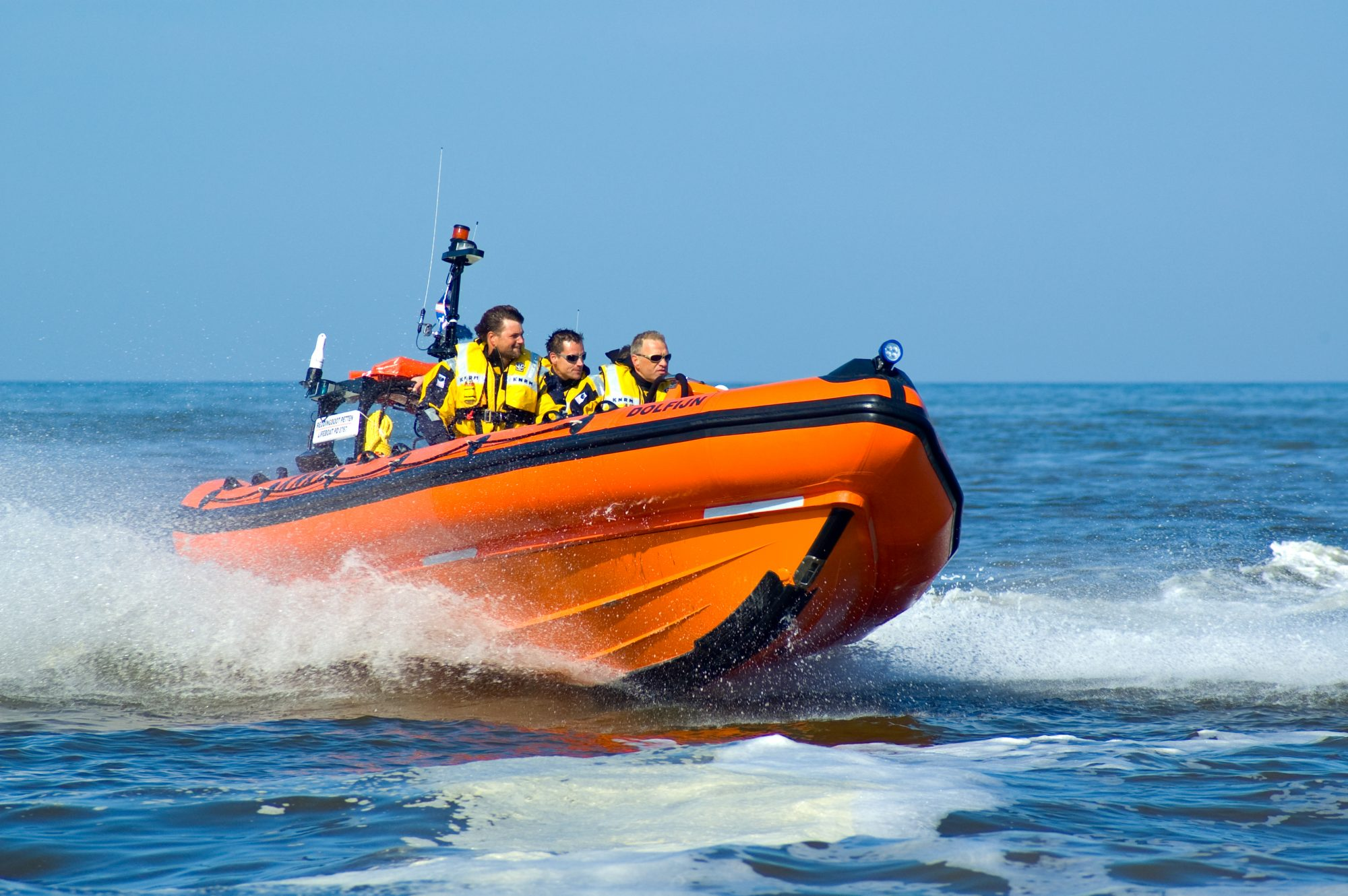 Vanaf april 2014 krijgt Hoorn een nieuw reddingstation