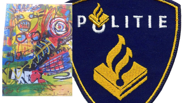 Politie zoekt gestolen schilderijen Bovenkarspel