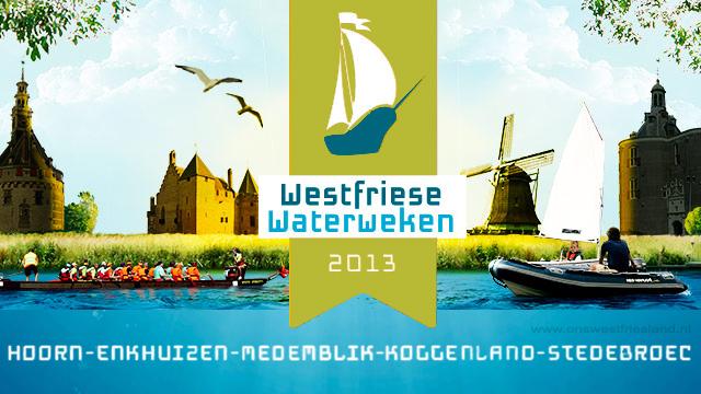 Uitgebreid weekend programma Waterweken Medemblik