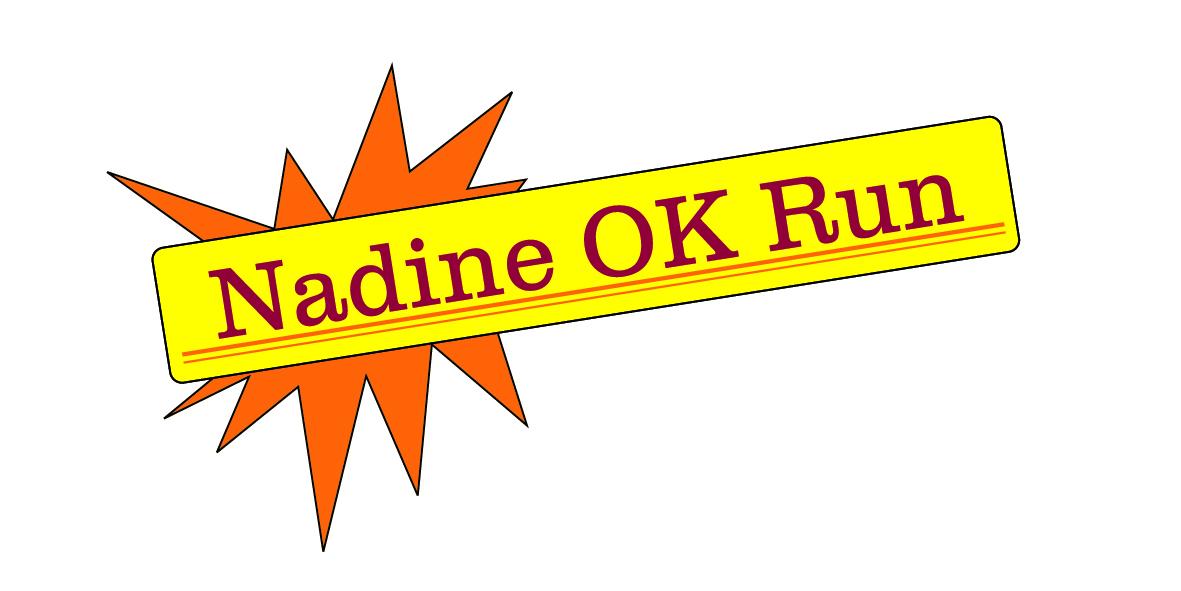 Burgemeester Hoorn loopt mee met Nadine OK Run