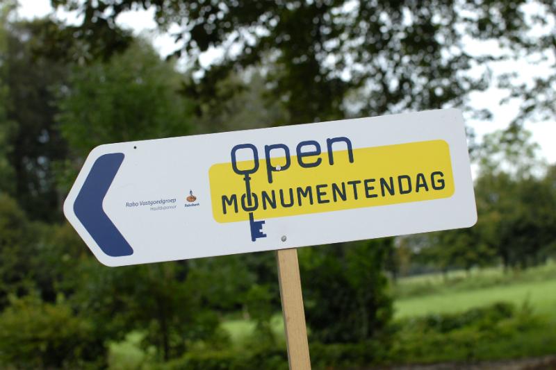 Open Monumentendag binnen de Westfriese Omringdijk