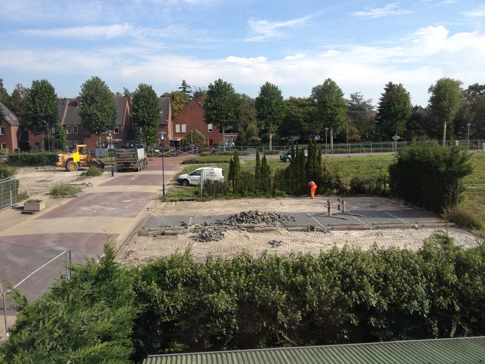 Vernieuwde Parkeersituatie op en rond het Raadhuisplein Hoogkarspel