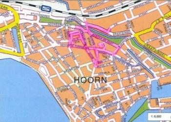 Deel binnenstad Hoorn zondag zonder stroom