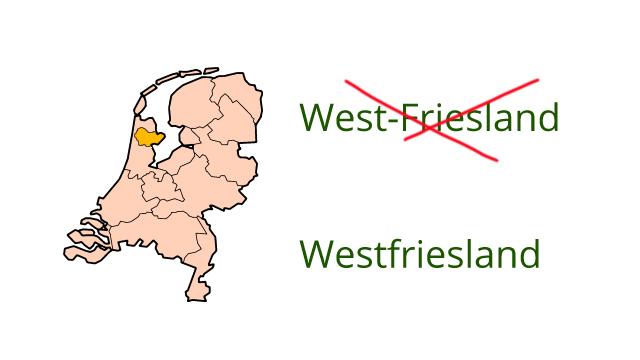 Besluit BW Hoorn; Het wordt Westfriesland