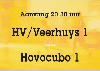 Vanavond dé Hoornse zaalvoetbal derby