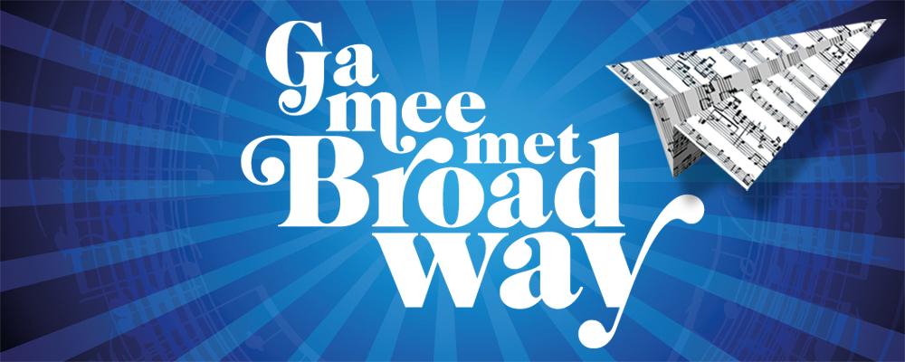 'Ga mee met Broadway' 3 dagen in Park Schouwburg