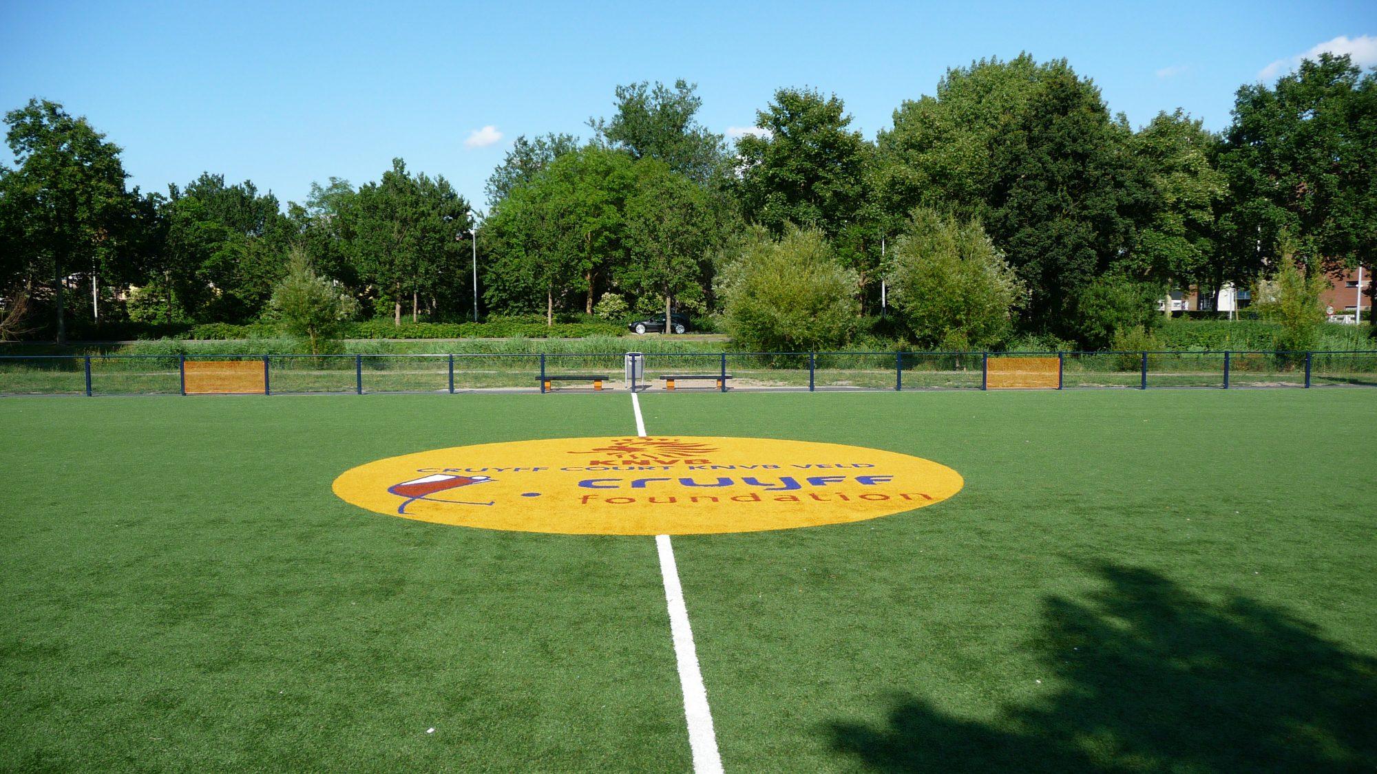 Wie worden Cruyff Courts Kampioen in Hoorn?
