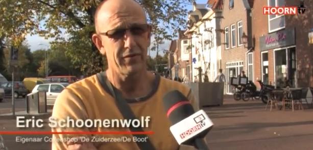 Ooggetuigenverslag eigenaar coffeeshop van steekpartij Dubbele Buurt [video]