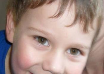 Politie zoekt 3-jarige Fabian (update)