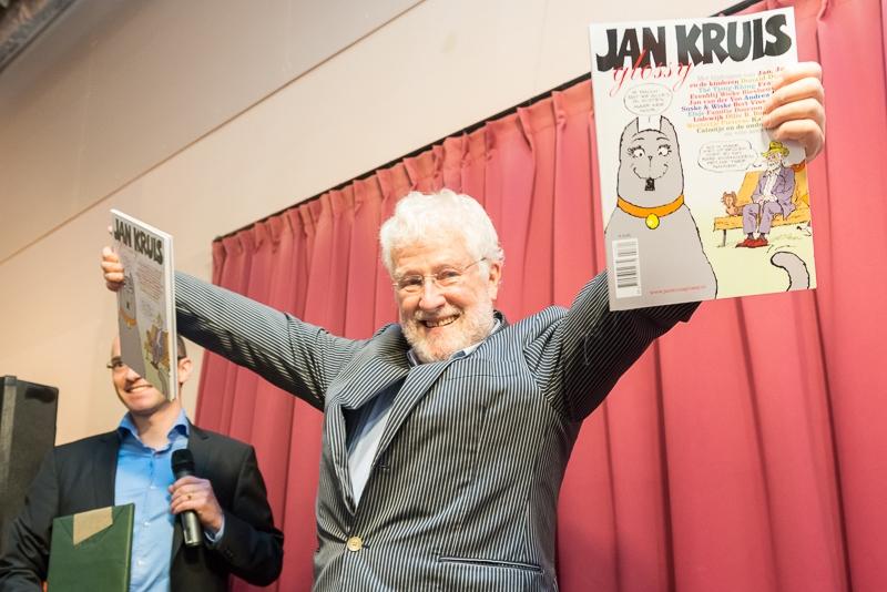 Jan 'Jan Jans en de kinderen' Kruis 9 november in Hoorn