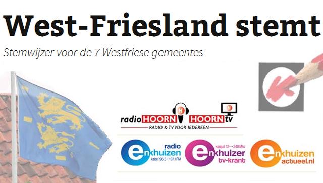 Lokale omroepen starten westfrieslandstemt.nl