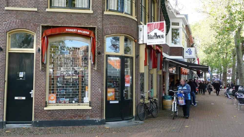 Doorstart tabakszaken 'Egbert Broers' Hoorn en Alkmaar