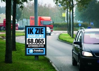 Hoorn verlengt contract A0-reclame Promobase met 4 jaar