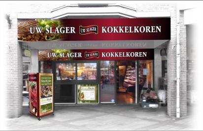 Kokkelkoren start met Uw Slager en Meat & Meals in Kersenboogerd