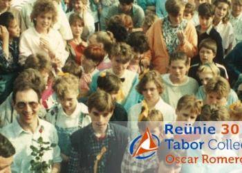 29 maart reunie 30 jaar Oscar Romero Hoorn