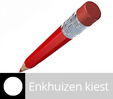 Waar kun je stemmen in Enkhuizen?