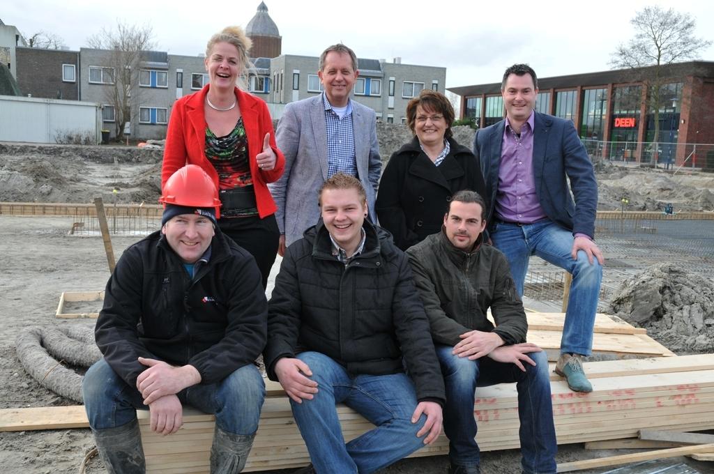 Werkervaring via Social Return bij bouw gemeentehuis Drechterland