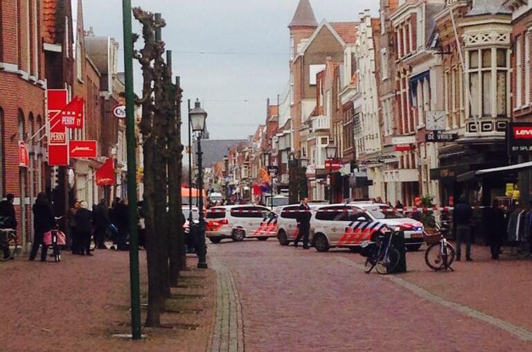 Overval De Vries Juweliers Grote Noord in Hoorn [video] (update)