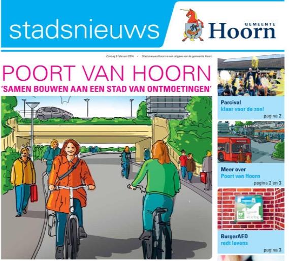 Oppositie Hoorn hekelt berichtgeving 'tunnel-propagenda'