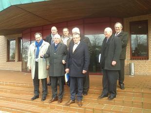 Gedeputeerde Talsma op bezoek in West-Friesland