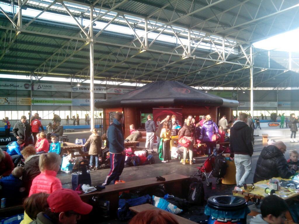 Gratis schaatsen populair met Vakantiespelen Hoorn (update)