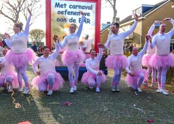 Uitslag en foto's Carnavalsoptocht Zwaag