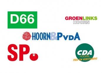 PvdA, SP, D66, CDA, en GL starten coalitie onderhandelingen