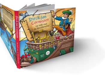 Lancering boek: 'Dirck-Jan Coenszoon op zoek naar de Woordenschat'